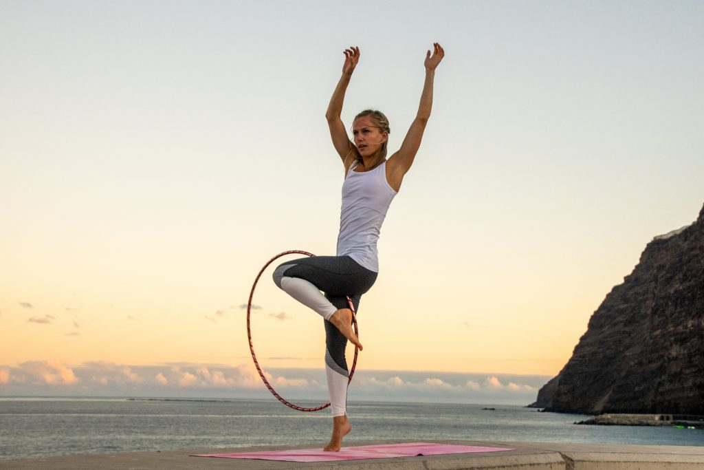 Yoopini, Yoga, Hula Hoop and more, für Erwachsene und Kinder