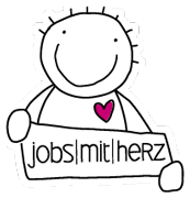 Jobs mit Herz Logo, yoopini.at
