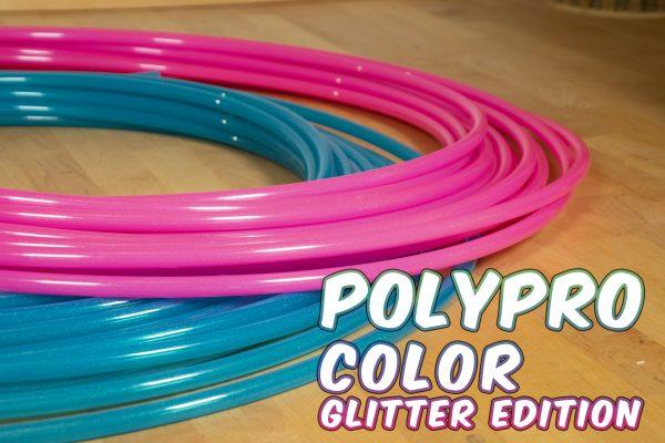 Polypro-Glitter-Hula-Hoop